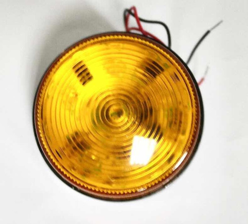 luces estroboscopicas led impermeables giratorias 12v
