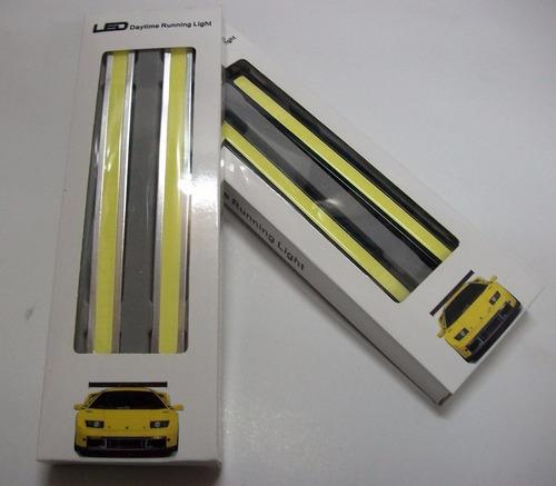 luces faros auxiliares led para auto universal alta potencia