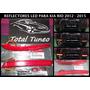 Reflector Led Kia Rio 2012 - 2016 Y Para Todo Tipo De Autos
