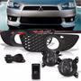 Kit Neblineros Mitsubishi Lancer 2007- 2015 Kit Completo