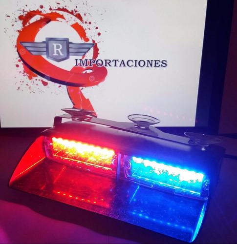 luces federales - luces policía alta iluminación