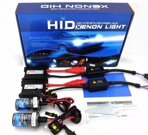 luces hid kit 35w h1 h3 h11 h7 h8  9005 9006 880 ( h27)