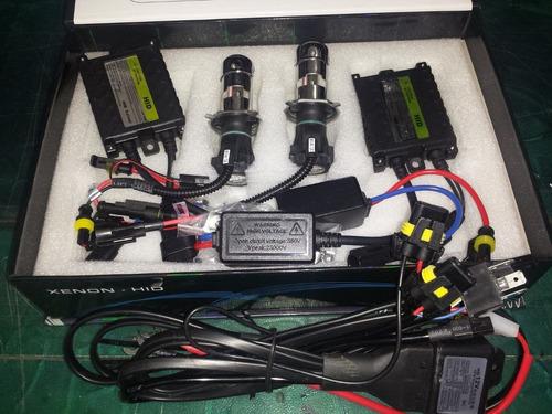 luces hid kits para optra astra bajas, altas y exploradoras