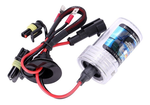 luces hid xenon h11 kit completo 8000k, 35w