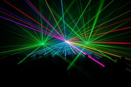 luces laser para discoteca o bar profesional audioritmica