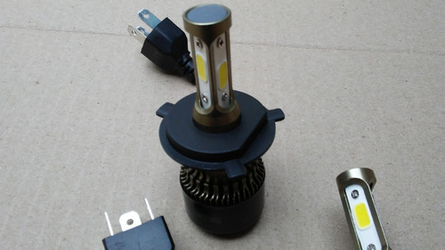 luces led 8000 lm bombillo 3chip renault logan 2006 / 2009