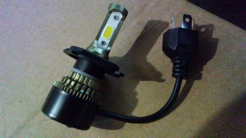 luces led 8000 lm bombillos 3chip yaris belta 2007 / 2009