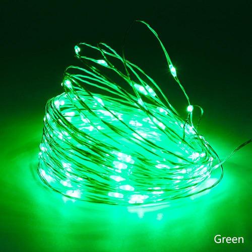 luces led a pilas en blanco acuatico y  decoracion eventos