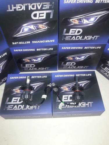 luces led americana  edición  especial. h4 12.000 lumina