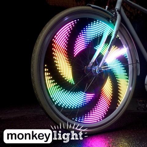 luces led bicicleta