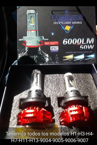 luces led bombillo de alto rendimiento garantizados