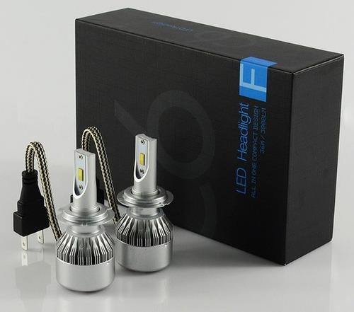 luces led c6. 9004 9006 h1 h3  h11 880 carro tienda!