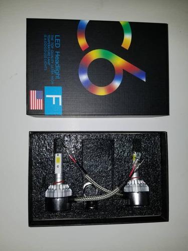 luces led c6 americana  todos los modelos edicion especial