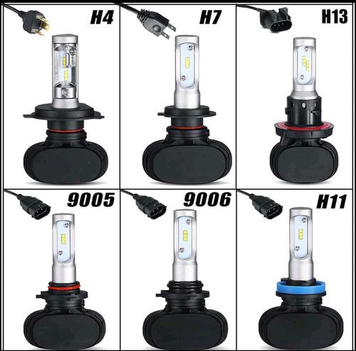 luces led c6 carros luz hid 72w h1 h4 h7 h11 9005 tienda