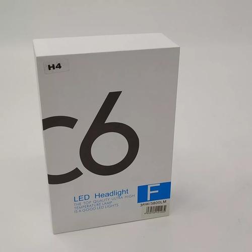 luces led c6 h1, h3, h4, h7 9006  el precio es x el par 599