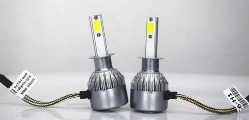luces led c6 h1 h3 h7 9005 9006 oferta precio par