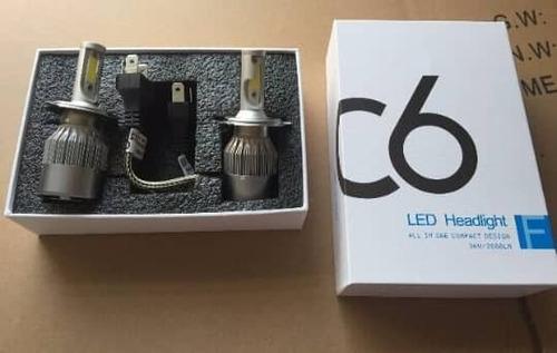 luces led c6 originales