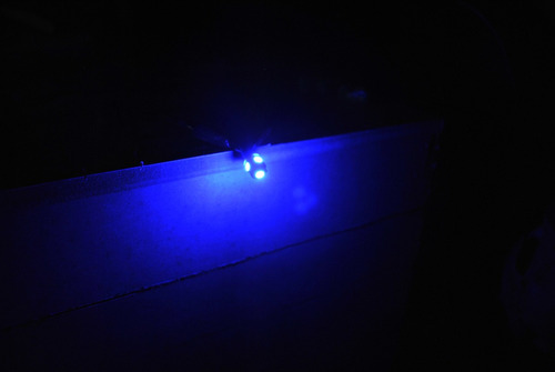 luces led carro auto dash velocimetro odo moto tablero domo