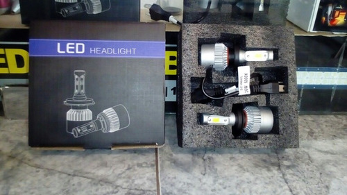 luces led carros h4 led headlight