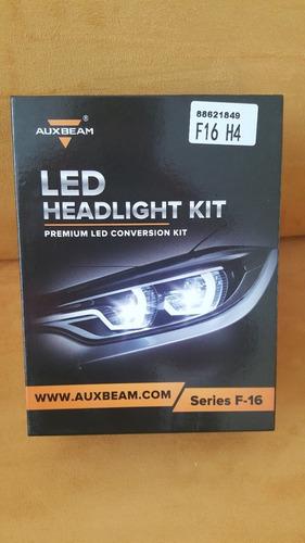 luces led carros luz 50w 5000lm h4 calidad garantizada  cree