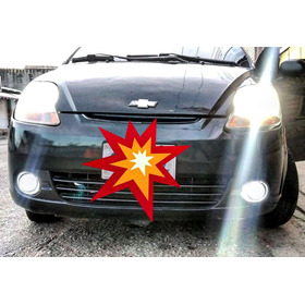 Luces Led Chevrolet Spark