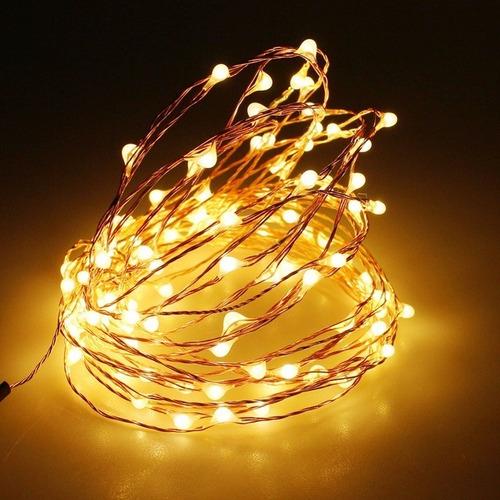 luces led cobre
