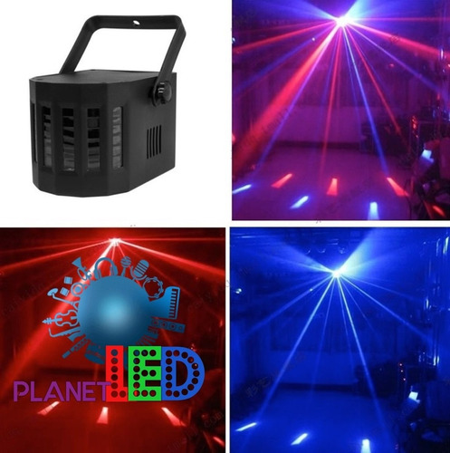 luces led dj tacho robotica  derby audio rítmico dmx