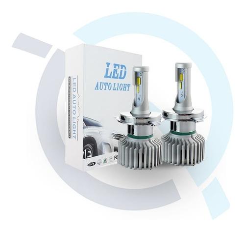 luces led doble color para vehículos : h4, h13