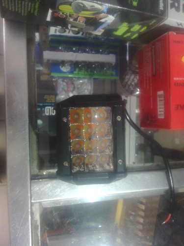 luces led - faros y barras - matrixracingcar.com