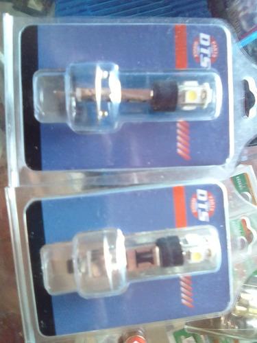 luces led h1 dts (5 led)