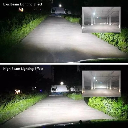 luces led h1 h3 h4 h7 9005 9006 h11 8000 lm mejor que c6