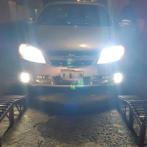 luces led h4 - h13 , wellstar led 1 año de garantia