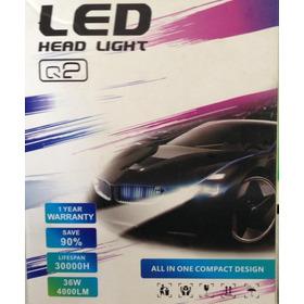 Luces Led Headlight 9005