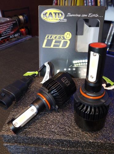 luces led  katd,h16,c/blanco, 40w, 8000 lm, garantía 1 año