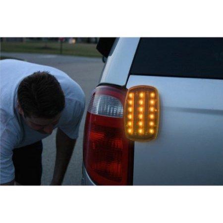 luces led magneticas de emergencia para vehiculos,chatas, +