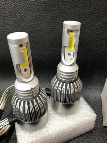 luces led marca c6 / h4 - h6 - 9004 - 9006