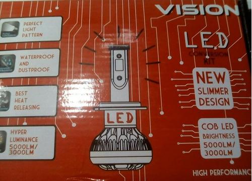 luces led marca visión