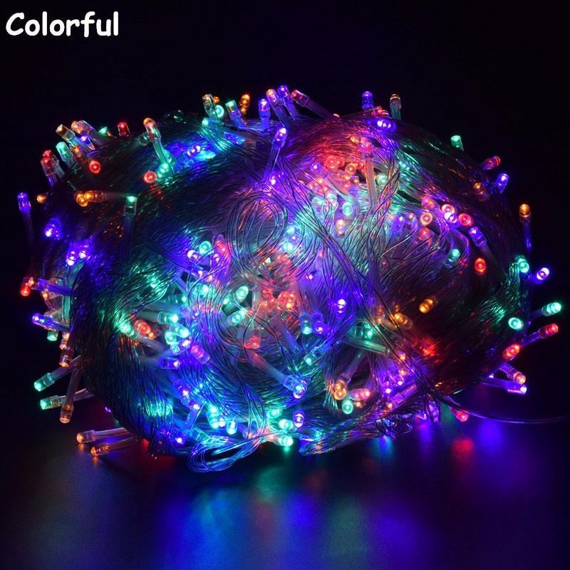 47e284dbed7 luces led navideñas 100 200 300 led x mayor y menor desde. Cargando zoom.