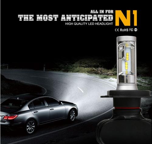luces led para carro - instalación y envío gratis!!