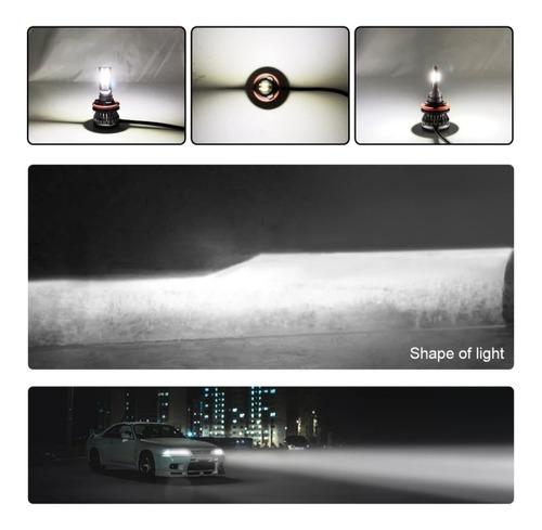 luces led para carro mini, h11
