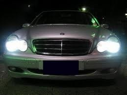 luces led para carro - ultima generación-instaladas