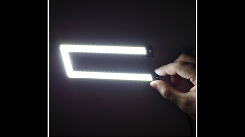 luces led para cocuyos en parachoques