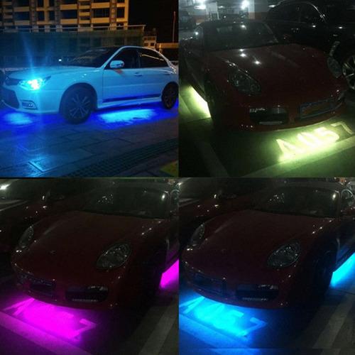 luces led para el exterior del auto