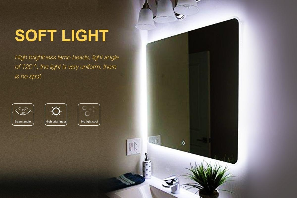 Luces Led Para Espejo Vanidad 1 099 00 En Mercado Libre