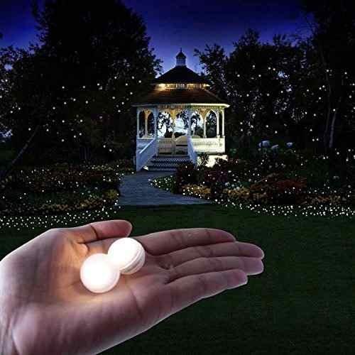 luces led para globos - bombas luminosas - vela led