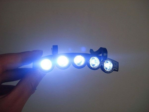 luces led para visera - all trade