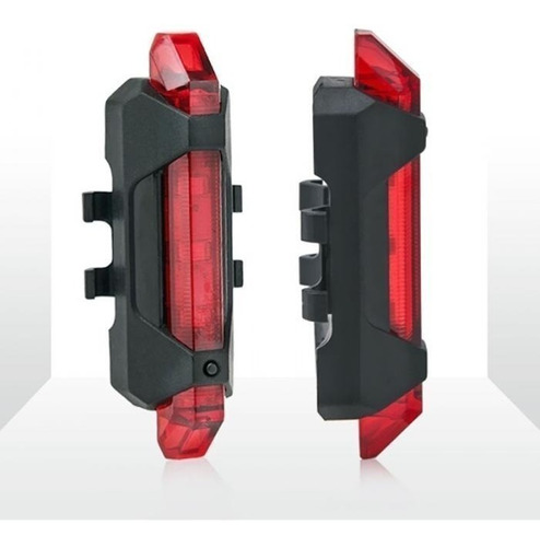 luces led recargables para bicicleta