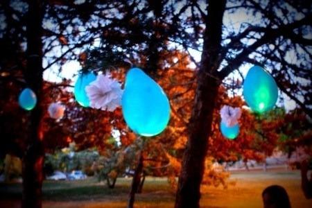 luces led sumergibles decorativas