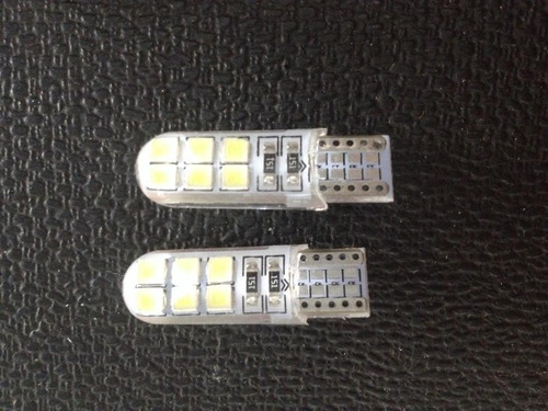 luces led t10 de 12smd (par en 24.000)