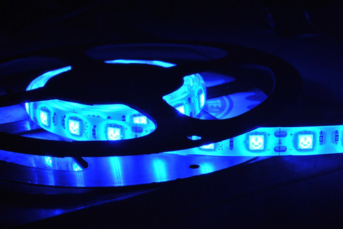 luces led tira impermeable carro moto